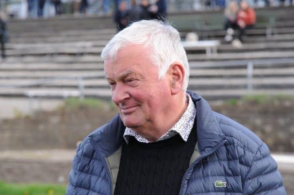 Bent Olsen var på plads til de to trials i Aarhus. Foto: Ole Hindby.